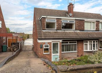 Thumbnail 3 bed semi-detached house for sale in 207 Ladywood Road, Ilkeston