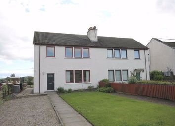 Thumbnail 3 bed semi-detached house for sale in Station Road, Urquhart, Elgin