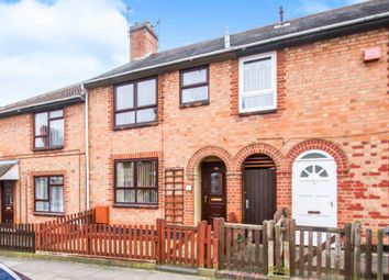 Thumbnail 3 bedroom terraced house for sale in Alma Street, Leicester