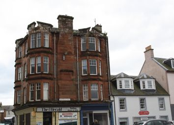 Thumbnail 3 bed flat for sale in 6 Watergate, Isle Of Bute, Rothesay