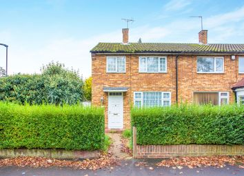 Thumbnail 2 bed end terrace house for sale in Wentworth Avenue, Slough