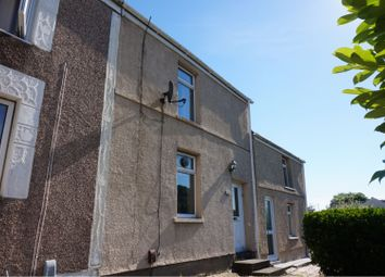 Thumbnail 2 bed terraced house to rent in Carmarthen Road, Cwmbwrla