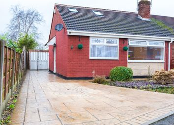 Thumbnail 3 bed semi-detached bungalow for sale in Ruby Street, Denton, Manchester