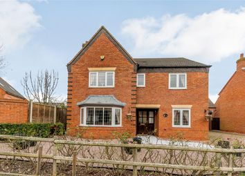 Thumbnail 4 bed detached house for sale in Worthington Road, Fradley, Lichfield