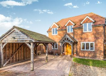 Thumbnail 4 bed detached house for sale in Beverley Gardens, Bursledon, Southampton