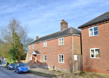Thumbnail 2 bed cottage for sale in Wickham, Newbury