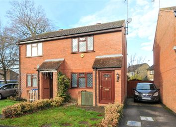 Thumbnail 2 bed semi-detached house to rent in Cross Gates Close, Bracknell, Berkshire