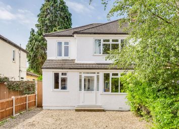 Thumbnail 4 bed semi-detached house to rent in Worthfield Close, West Ewell, Epsom