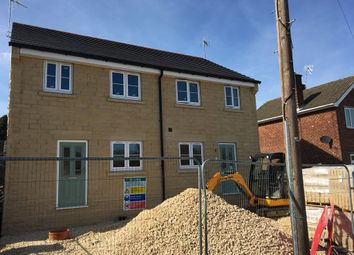 Thumbnail 3 bedroom semi-detached house for sale in Adlington Avenue, Wingerworth, Chesterfield
