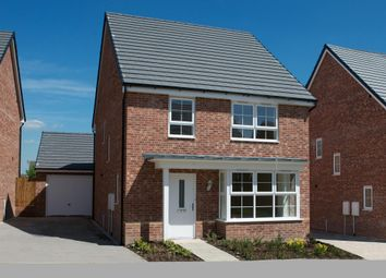 "Thumbnail 4 bed detached house for sale in ""Chesham"" at Ripon Road, Kirby Hill, Boroughbridge, York"