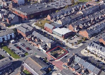 Thumbnail Land for sale in Development Land, 96-98 Ocean Road, South Shields