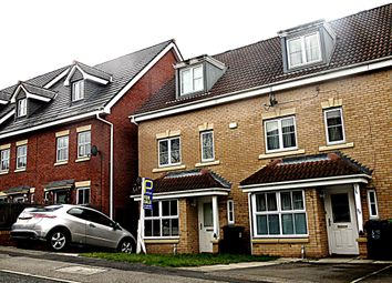 Thumbnail 4 bed town house for sale in Rosebud Close, Swalwell, Newcastle Upon Tyne
