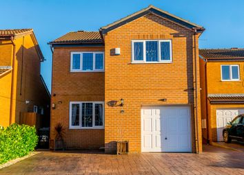 Thumbnail 4 bed detached house for sale in Folly Hall Road, Tingley, Wakefield