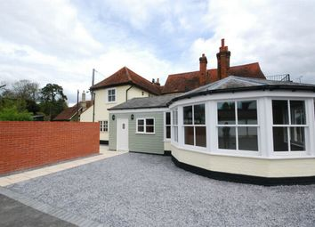 Thumbnail 2 bed flat for sale in Upper Holt Street, Earls Colne, Essex