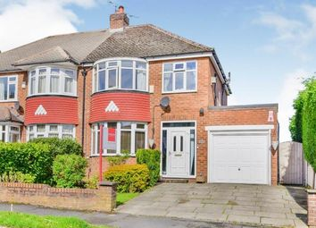 Thumbnail 3 bed semi-detached house for sale in Tewkesbury Avenue, Hale, Altrincham, Greater Manchester