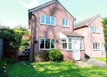 Thumbnail 3 bed detached house for sale in The Brades, Caerleon, Newport
