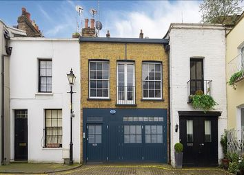 Thumbnail 3 bed mews house for sale in Victoria Grove Mews, Notting Hill, London