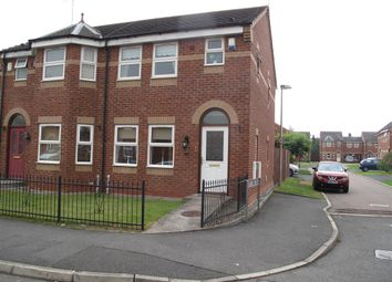 Thumbnail 3 bedroom semi-detached house to rent in Barker Street, Crewe