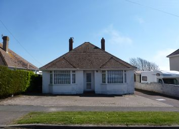 Thumbnail 3 bed detached bungalow for sale in Broomfield Avenue, Telscombe Cliffs, Peacehaven