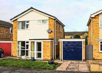 Thumbnail 3 bed detached house for sale in Soar Close, Melton Mowbray