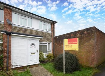 Thumbnail 2 bedroom terraced house for sale in Coombe Court, Thatcham
