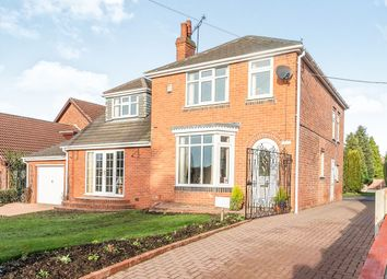 4 bed detached house for sale in Swinston Hill Road, Dinnington, Sheffield S25