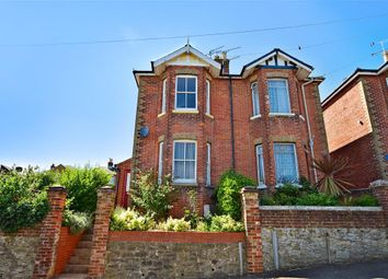Thumbnail 3 bed semi-detached house for sale in Abingdon Road, Ryde, Isle Of Wight