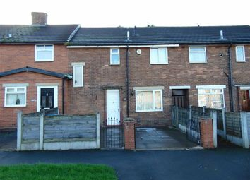 Thumbnail 3 bed terraced house for sale in Goldsmith Road, Reddish, Stockport