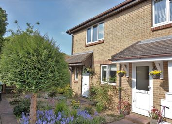 Thumbnail 3 bed end terrace house for sale in Kendal Close, Littlehampton