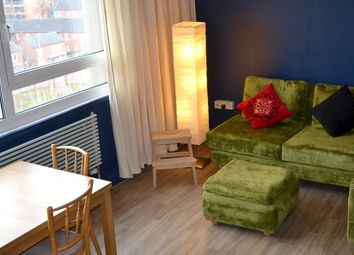Thumbnail 2 bed flat to rent in Bonsall Street, Manchester