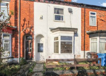 3 bed terraced house for sale in St. Hilda Street, Hull, East Yorkshire HU3