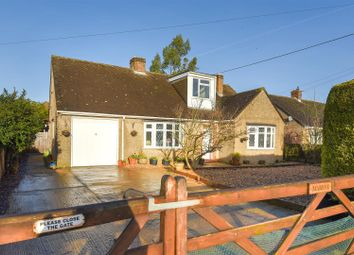 Thumbnail 4 bed detached bungalow for sale in Woodstock Road, Stonesfield, Witney