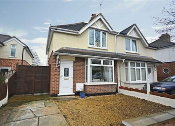 Thumbnail 2 bed semi-detached house for sale in Wellsprings Road, Longlevens, Gloucester