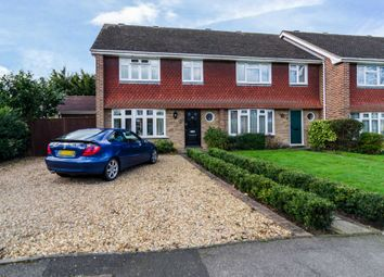 Thumbnail 3 bed end terrace house for sale in The Drive, Sidcup
