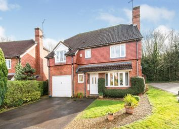 4 bed detached house for sale in Clere Gardens, Chineham, Basingstoke RG24