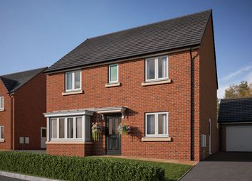 "Thumbnail 4 bed detached house for sale in ""The Pembroke"" at Roecliffe Lane, Boroughbridge, York"