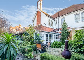Thumbnail 4 bed semi-detached house for sale in Cliff Avenue, Cromer