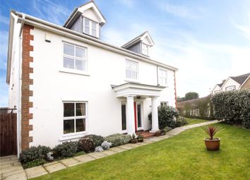 Thumbnail 5 bedroom detached house for sale in Hotham Close, Swanley Village, Kent