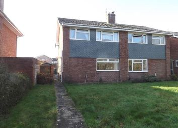 Thumbnail 3 bed semi-detached house for sale in Mallard Close, Chipping Sodbury, Bristol, South Gloucestershire