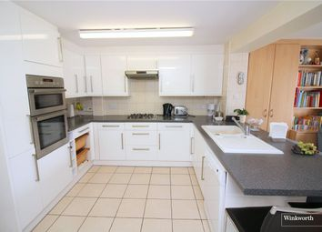 Thumbnail 3 bed semi-detached house for sale in Chandos Road, Borehamwood, Hertfordshire