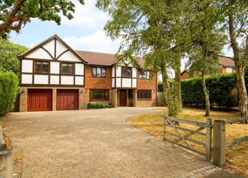 Thumbnail 5 bed detached house to rent in Gateford Drive, Horsham