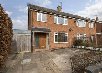 Thumbnail 4 bed semi-detached house for sale in Dunblane Drive, Cubbington, Leamington Spa