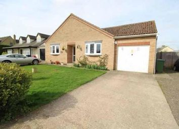 Thumbnail 3 bed detached bungalow for sale in Town Green Road, Orwell, Royston
