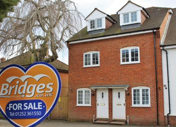 Thumbnail 3 bed town house for sale in West Street, Farnham, Surrey