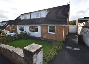 Thumbnail 3 bed semi-detached house for sale in Eastfield Drive, West Bradford