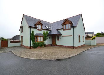 Thumbnail 5 bed detached house for sale in Fairways, Pembroke Dock