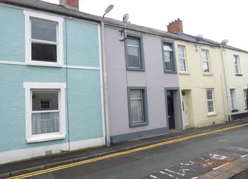Thumbnail 3 bed property to rent in Morley Street, Carmarthen