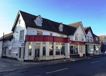 Thumbnail Restaurant/cafe for sale in High Street, East Sussex: Wadhurst