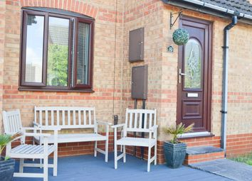 Thumbnail 2 bed terraced house for sale in Brockwood Close, Woodhouse, Sheffield