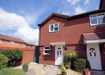 Thumbnail 2 bed terraced house for sale in Kynon Close, Gosport